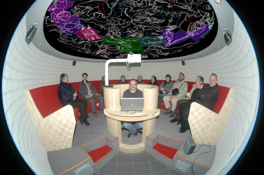 planetarium sterrenwacht halley